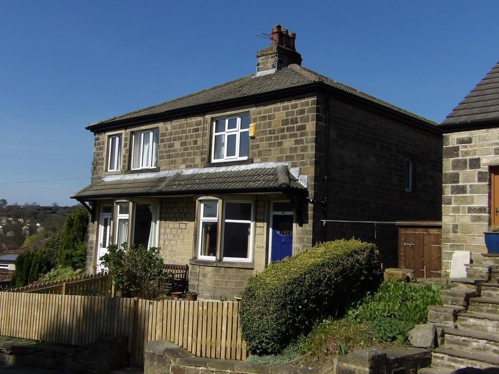 2 Bedrooms Semi Detached House for rent in Browfield Terrace, Silsden