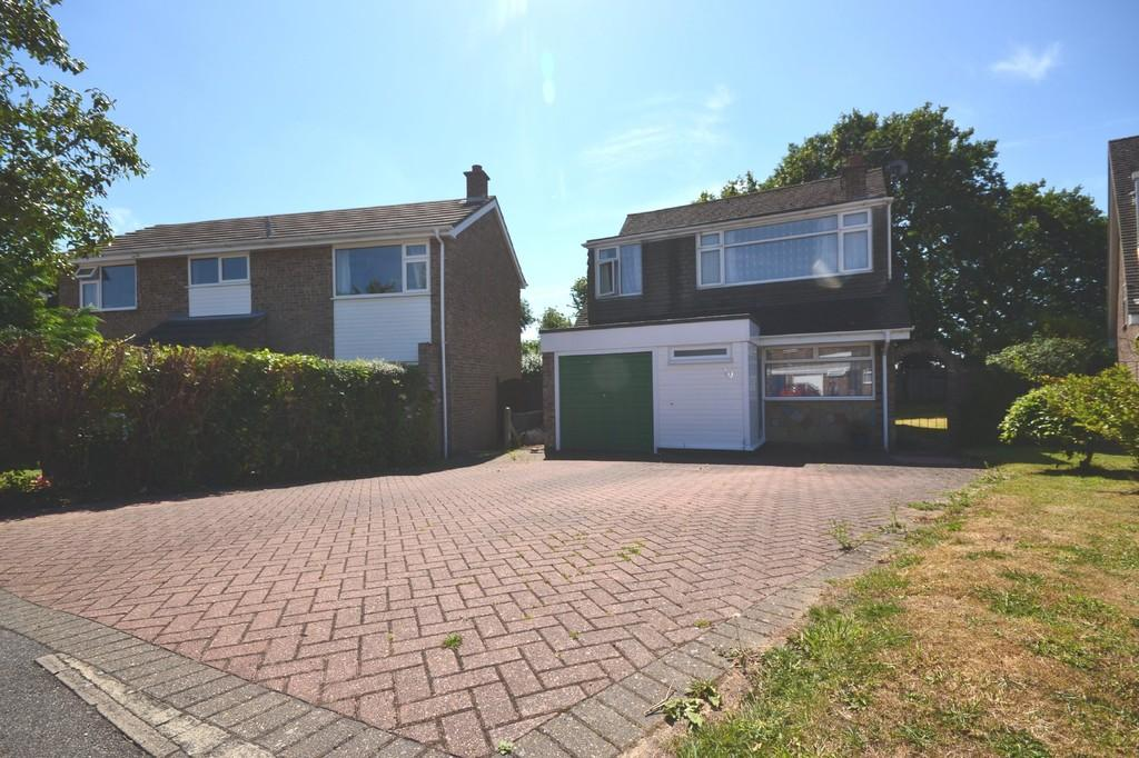4 Bedrooms Detached House for sale in Great Horkesley, Colchester, CO6 4TU