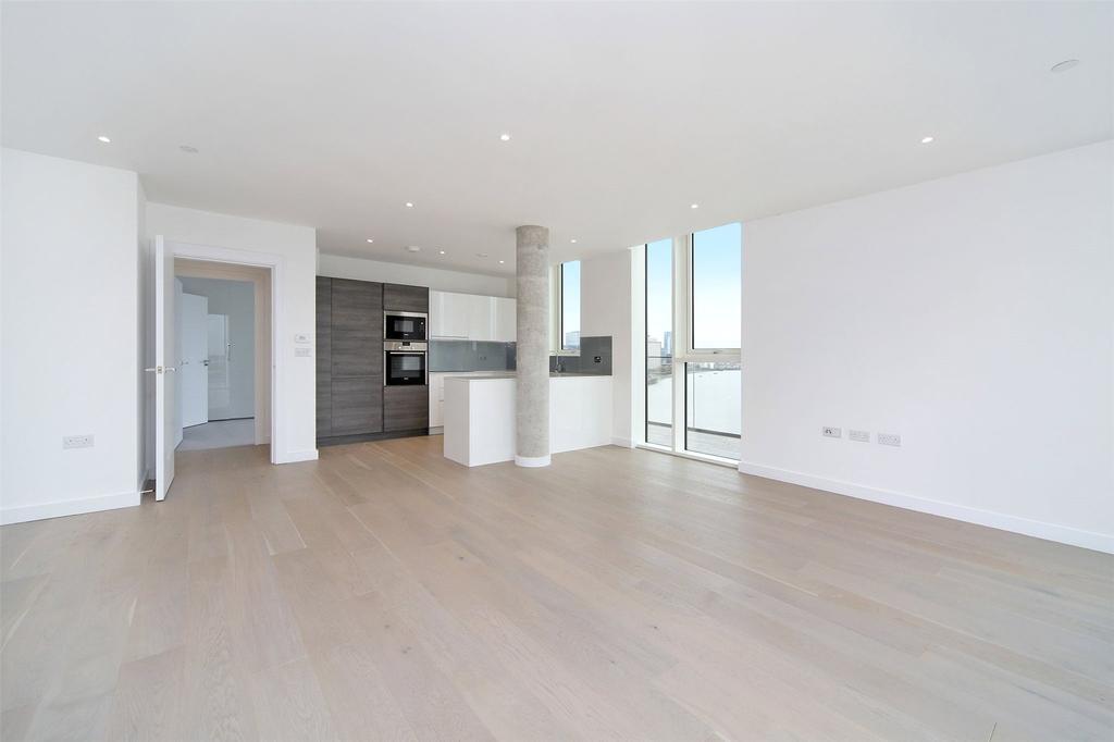 2 Bedrooms Flat for sale in River Gardens Walk, Banning Street, Greenwich, London, SE10