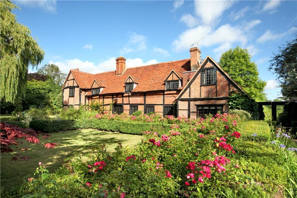 7 Bedrooms Detached House for sale in Winkfield Lane, Winkfield, Windsor, Berkshire, SL4