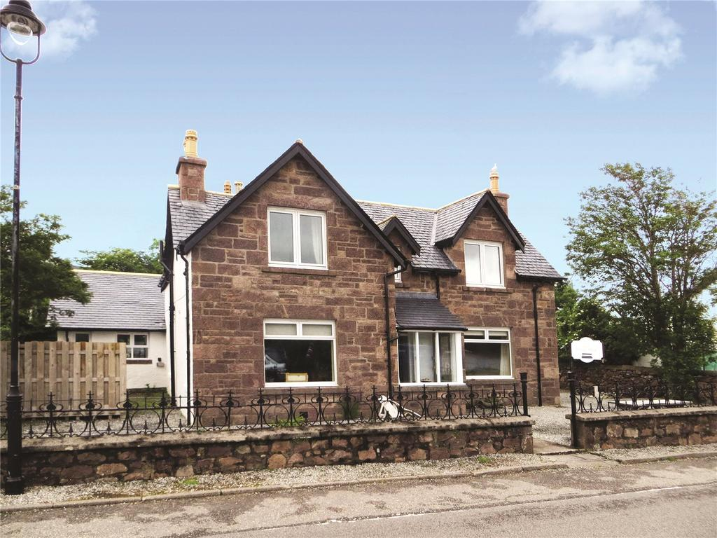4 Bedrooms Detached House for sale in West Terrace, Ullapool, Ross-Shire
