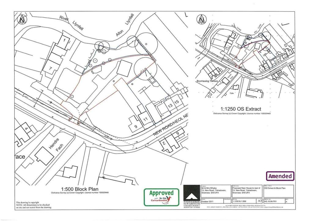 Plot Commercial for sale in Ystradowen