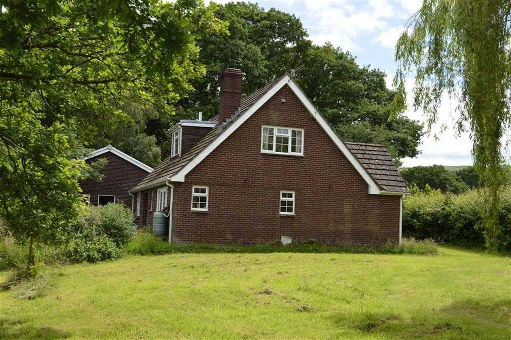 4 Bedrooms Detached Bungalow for sale in Rhufainfa, Carno, Caersws, Powys, SY17