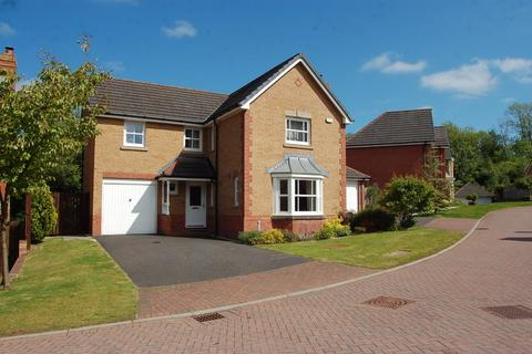 4 bedroom detached house to rent - Dornoch Way, West Craigs, Blantyre, South Lanarkshire, G72 0GR