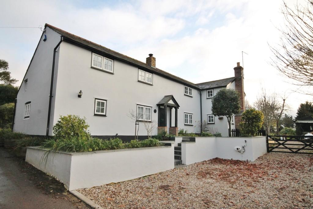 4 Bedrooms Detached House for sale in Furneux Pelham, Herts