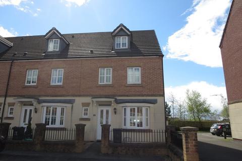 4 bedroom townhouse to rent - Threipland Drive, Heath