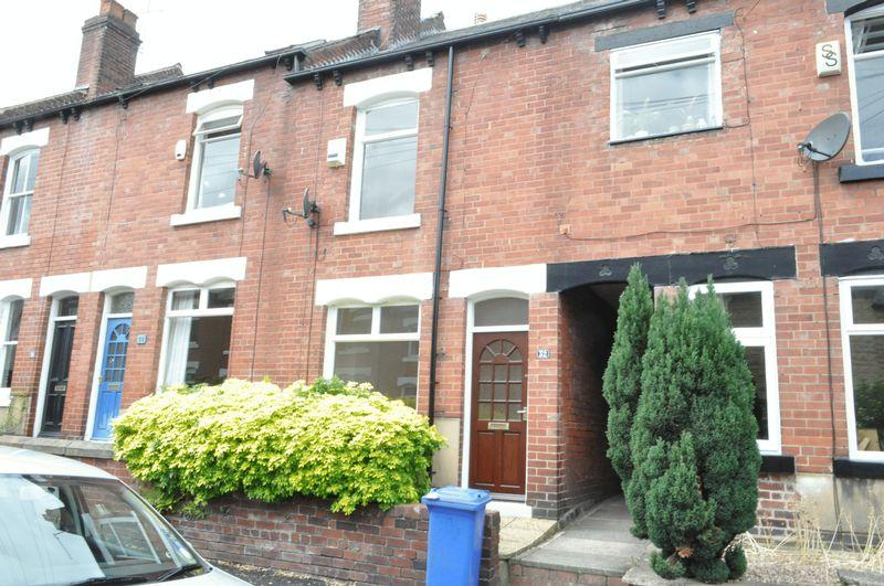 3 Bedrooms Terraced House for rent in Blair Athol Road, Greystones, Sheffield, S11 7GB