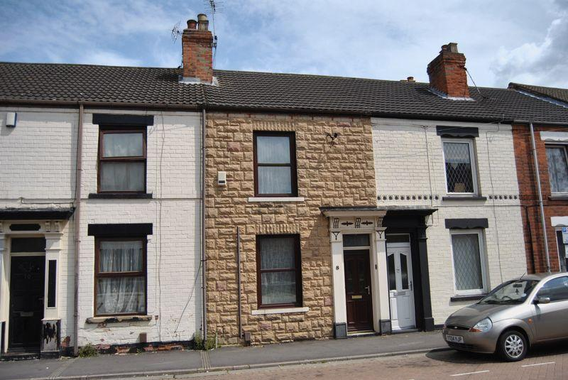 2 Bedrooms Terraced House for sale in Allanby Street, Scunthorpe