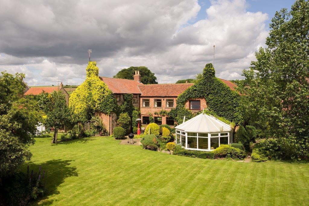 7 Bedrooms Detached House for sale in Duggleby, Malton, York, YO17