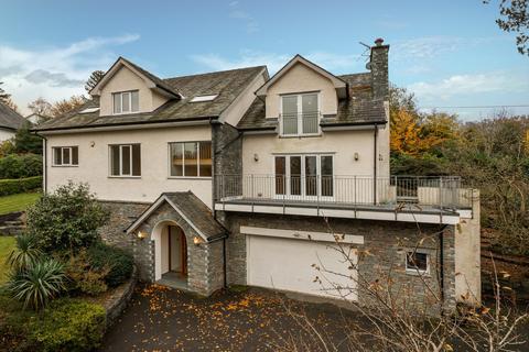 5 bedroom detached house for sale - Welcome Lodge, Black Beck Wood, Storrs Park, Windermere, Cumbria, LA23 3LS