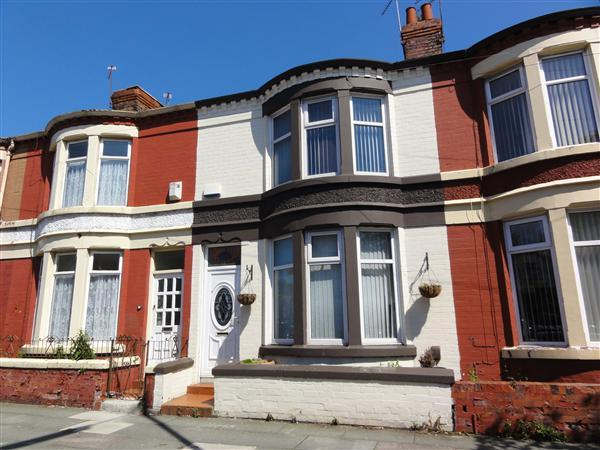 3 Bedrooms Terraced House for sale in Rathbone Road, Wavertree, Liverpool