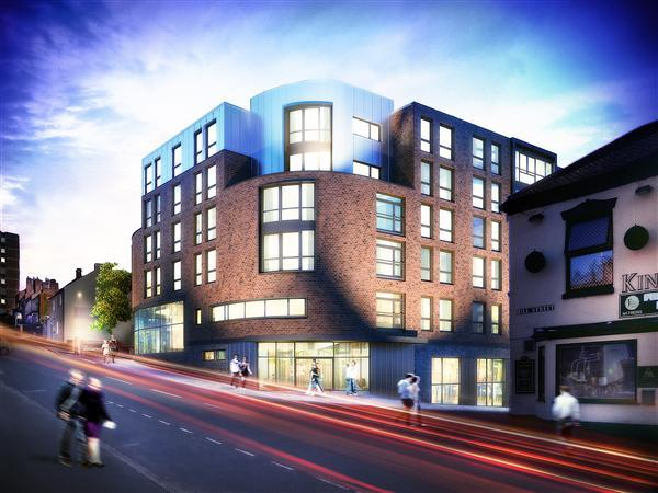 1 Bedroom Duplex Flat for sale in Lomax Student Halls, Hill Street, Stoke On Trent
