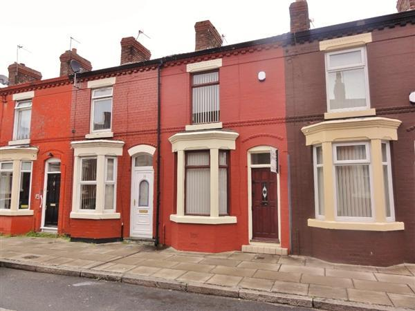 2 Bedrooms Terraced House for sale in Willmer Road, Anfield, Liverpool