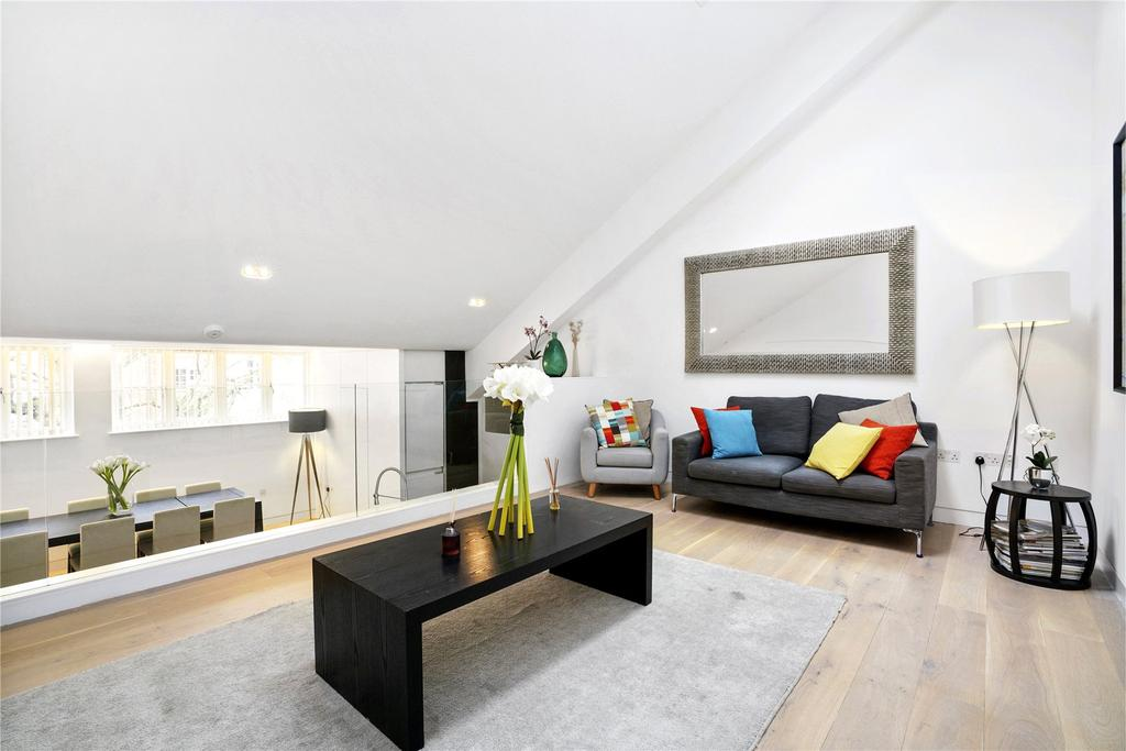 3 Bedrooms Flat for sale in Flat 11, 16 Abbey Road, London, NW8