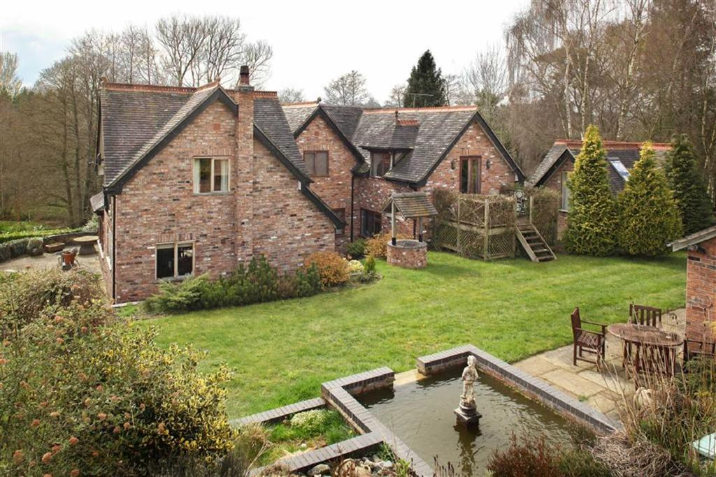 6 Bedrooms Detached House for sale in Mill Lane, Nantwich, Cheshire