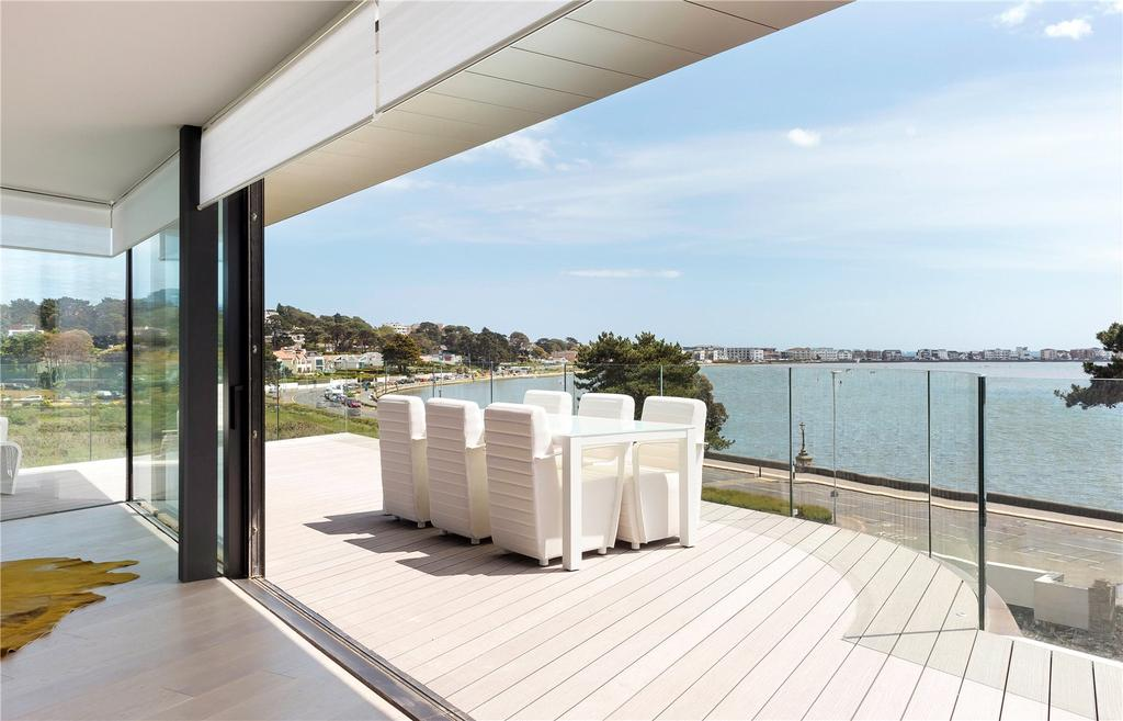 3 Bedrooms Penthouse Flat for sale in One Shore Road, Sandbanks, Poole, Dorset, BH13