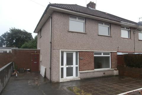 3 bedroom semi-detached house to rent - Heol y Mynydd, Sarn, Bridgend, CF32 9UT