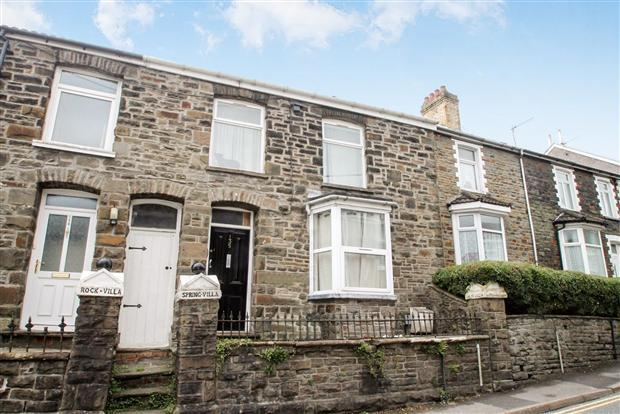 3 Bedrooms Terraced House for sale in Wood Road, Treforest