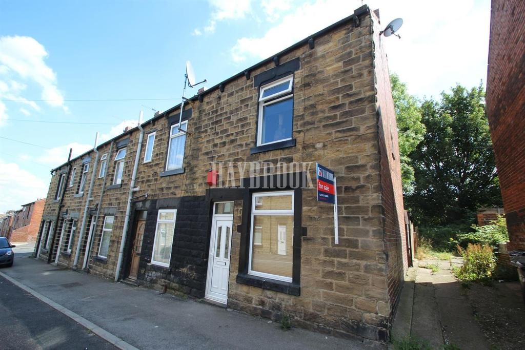 2 Bedrooms End Of Terrace House for sale in Raley Street, Barnsley