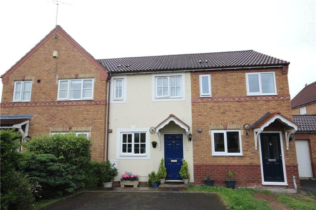 2 Bedrooms Terraced House for sale in Vashon Close, Ludlow, Shropshire, SY8