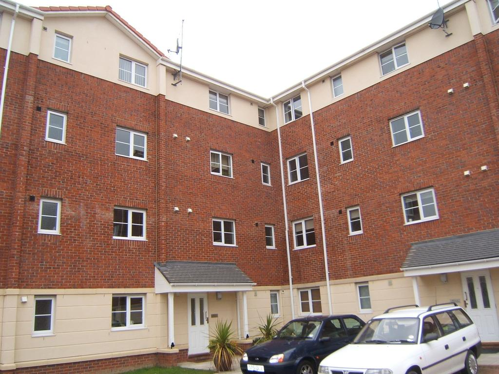 2 Bedrooms Apartment Flat for rent in Regency Apartments, Killingworth