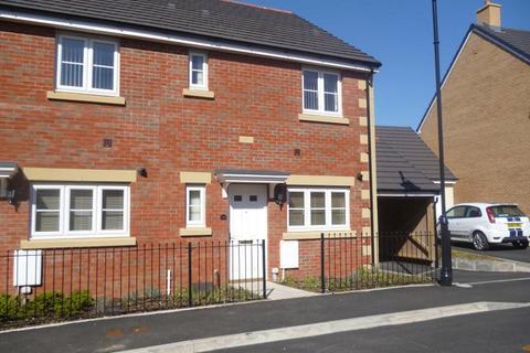 3 bedroom semi-detached house to rent - Ffordd-Y-Grug,  Parc Derwen, Coity, Bridgend County Borough,  CF35 6BQ