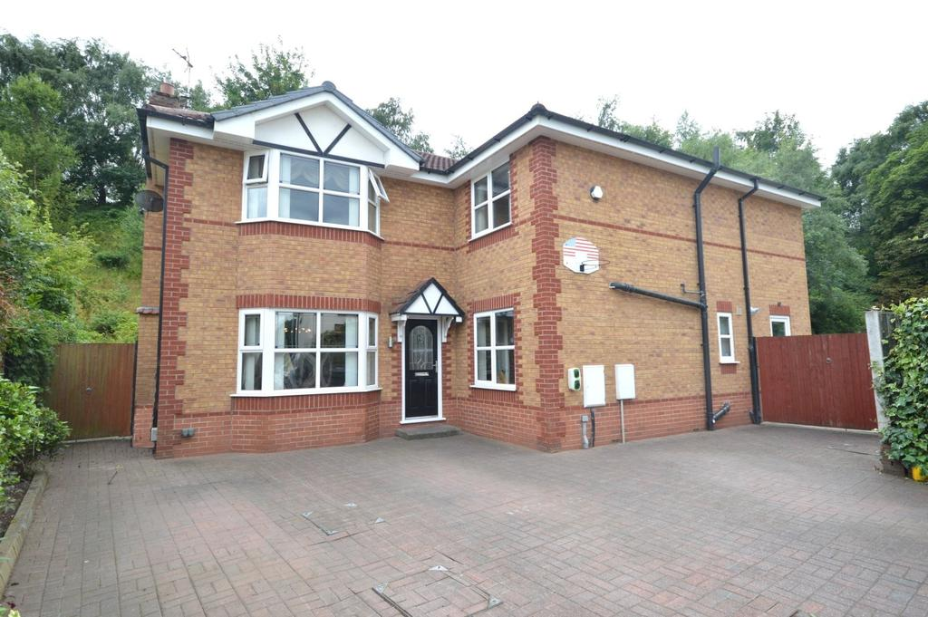 3 Bedrooms Detached House for sale in 279 Thelwall New Road, Grappenhall