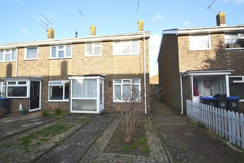 3 bedroom end of terrace house to rent - Lychpole Walk, Goring By Sea, Worthing, West Sussex, BN12 6NJ