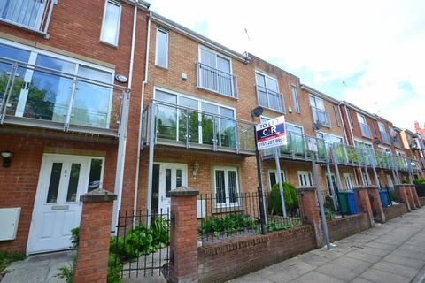 4 bedroom terraced house to rent - St. Nicholas Road, Hulme.  Manchester. M15 5JD.