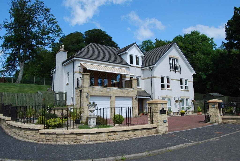 5 Bedrooms Detached House for sale in Upper Torwood Hill Road, Rhu, Argyll Bute, G84 8LE