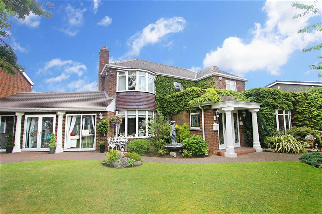 4 Bedrooms Detached House for sale in Preston North Road, North Shields