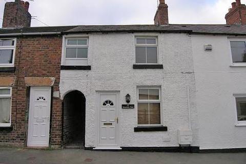 2 bedroom terraced house to rent - 17 Albert Street, Leeswood