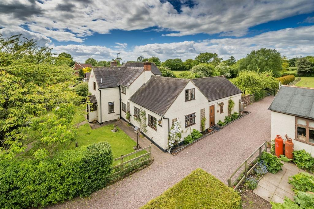 5 Bedrooms Detached House for sale in Ashfields, Hinstock, Shropshire