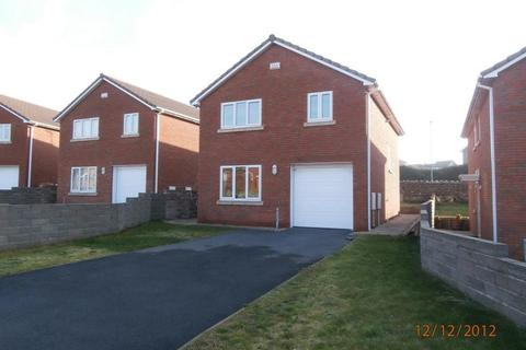 4 bedroom detached house to rent - Austin Way, Newton, Porthcawl, Bridgend County Borough, CF36 5BF