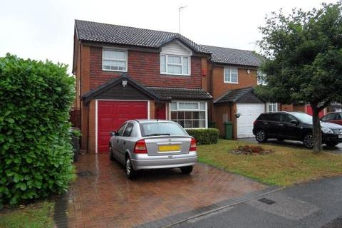 3 bedroom detached house to rent - Kirby Drive, Barton Hills, Luton, LU3 4AJ