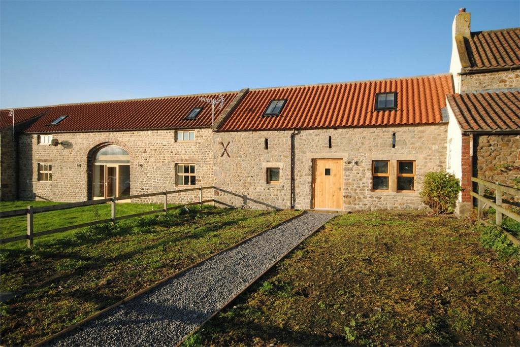 2 Bedrooms Mews House for sale in Bridge Farm Barns, Gatherley Road, Brompton on Swale, Richmond, North Yorkshire