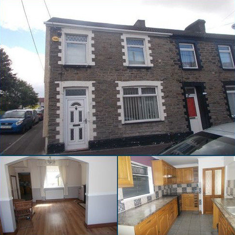 3 bedroom end of terrace house to rent - Brookdale Street, Neath, Neath Port Talbot.
