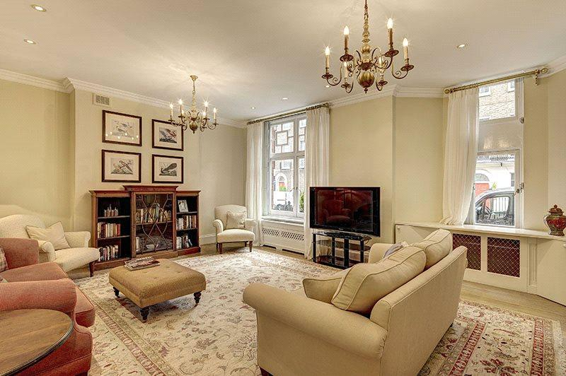 5 Bedrooms Flat for sale in Montagu Mansions, Marylebone, London, W1U