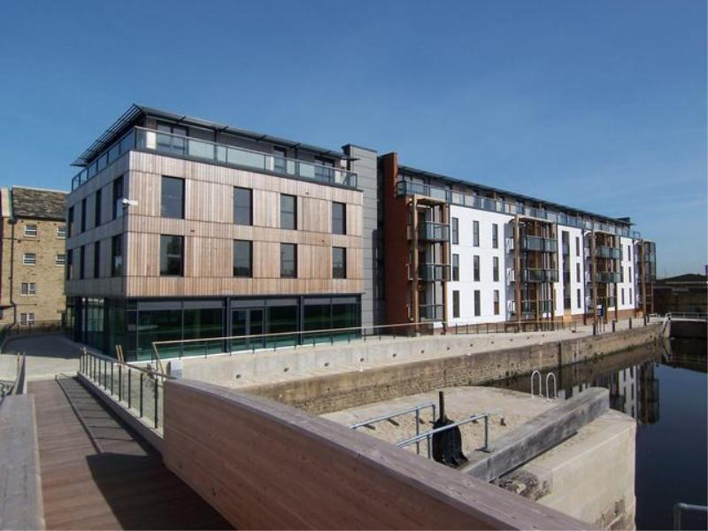 Studio Flat for sale in HEBBLE WHARF, NAVIGATION WALK, WAKEFIELD, WF1 5RD