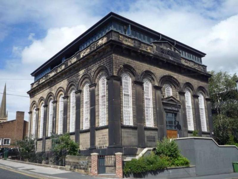 2 Bedrooms Apartment Flat for sale in ZION CHAPEL, GEORGE STREET, WAKEFIELD, WF1 1LG