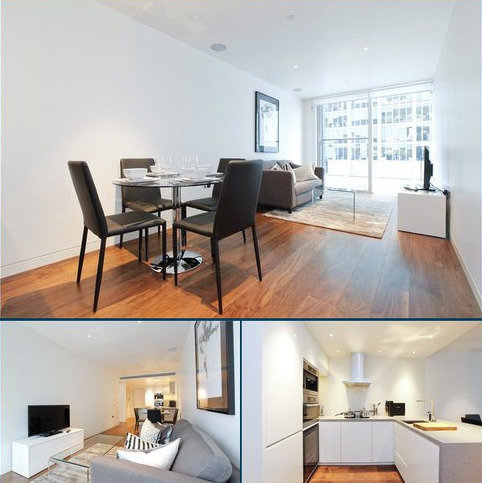 1 bedroom flat to rent - The Heron, 5 Moor Lane, City Of London, London, EC2Y