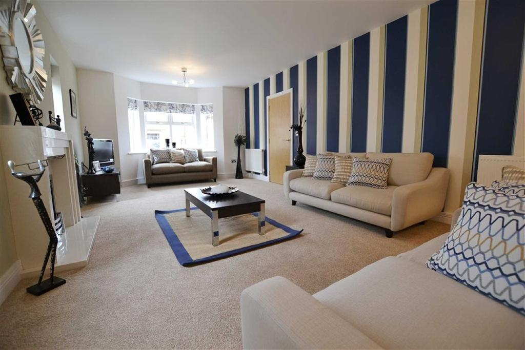 5 Bedrooms Detached House for sale in Grenfell Gardens, Colne, Lancashire
