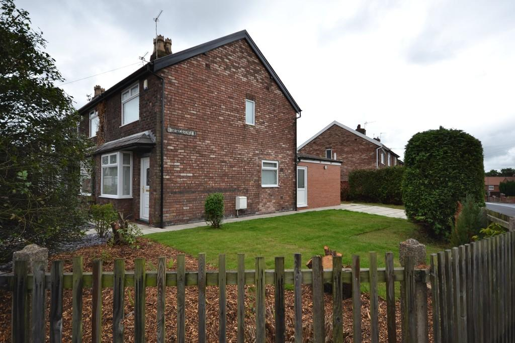2 Bedrooms Semi Detached House for sale in Chadwick Road, Haresfinch, St. Helens