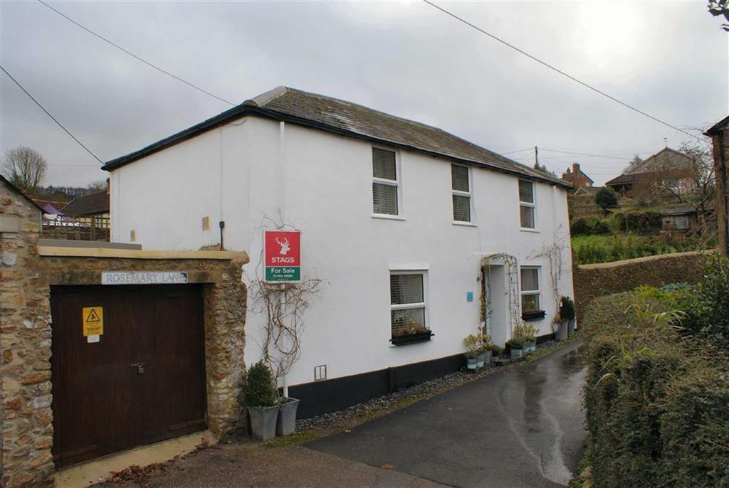 3 Bedrooms Detached House for sale in Rosemary Lane, Musbury, Axminster, Devon, EX13