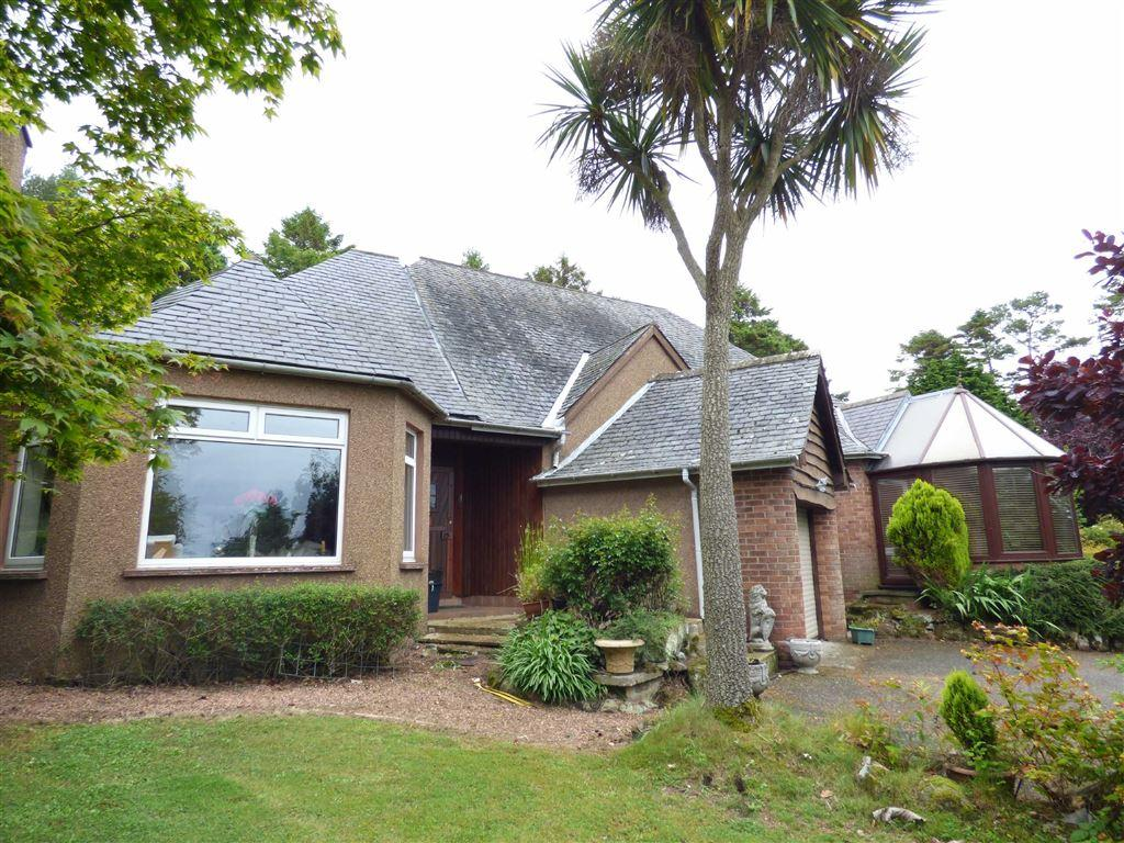 3 Bedrooms Bungalow for sale in Balchristie, Colinsburgh, Fife
