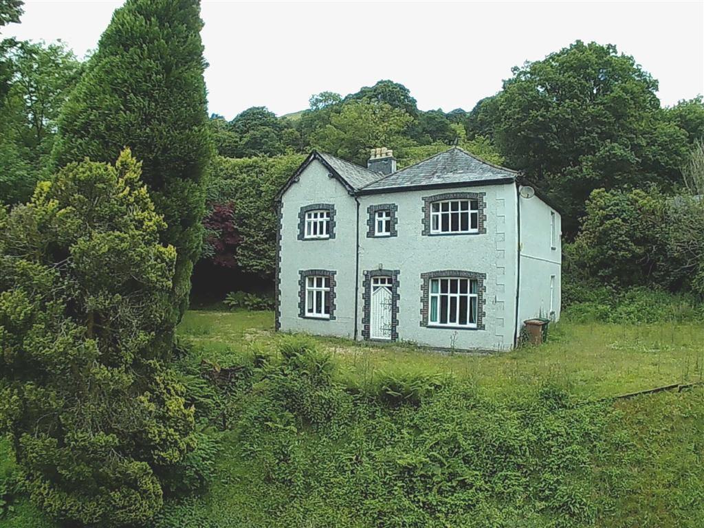 4 Bedrooms Detached House for sale in Plas Ty'n Y Coed, Dinas Mawddwy, Nr Machynlleth, Powys, SY20
