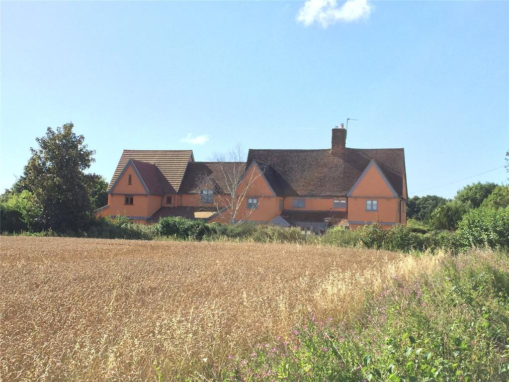 6 Bedrooms Equestrian Facility Character Property for sale in Swingleton Hill, Monks Eleigh, Ipswich, IP7