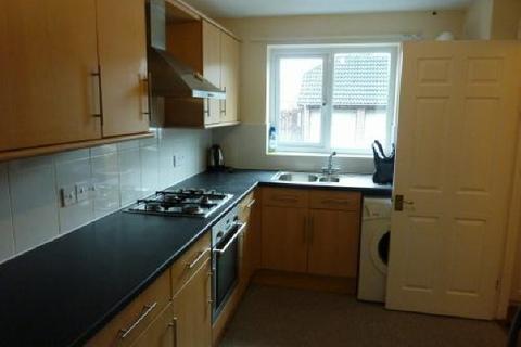 4 bedroom house to rent - BERKELEY CLOSE - BANISTER PARK - UNFURN