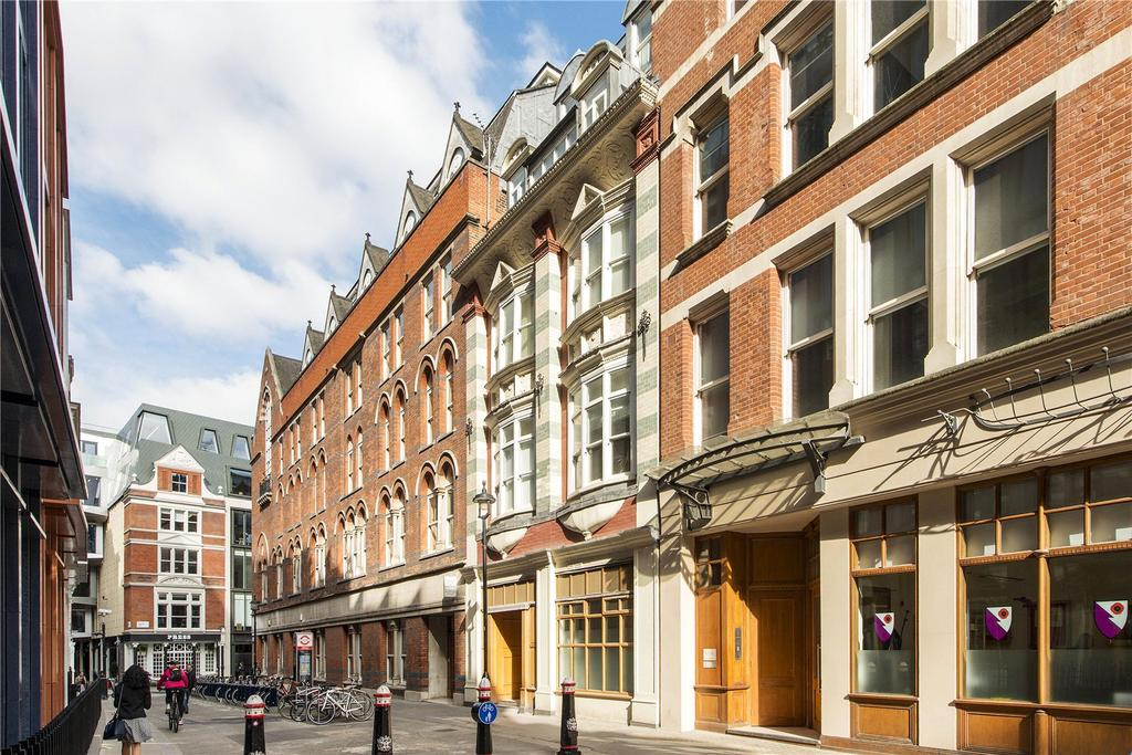 2 Bedrooms Flat for sale in Breams Buildings, Chancery Lane, City Of London