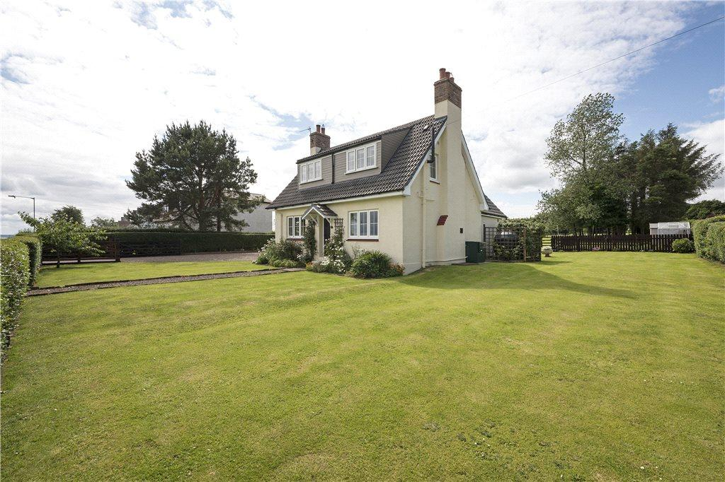4 Bedrooms Detached House for sale in Park Road, Swarland, Morpeth, Northumberland